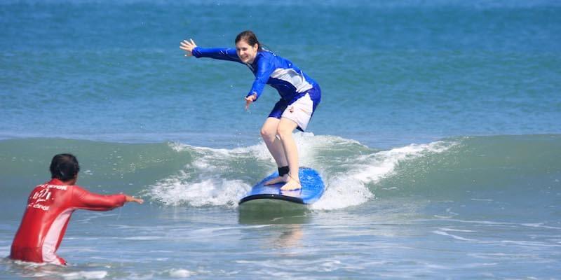 Legian surf