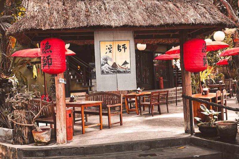 Ryoshi Restaurante Japones en Seminyak