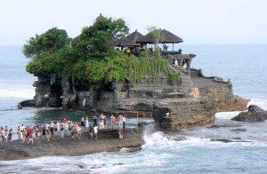 Tanah Lot Templos de Bali