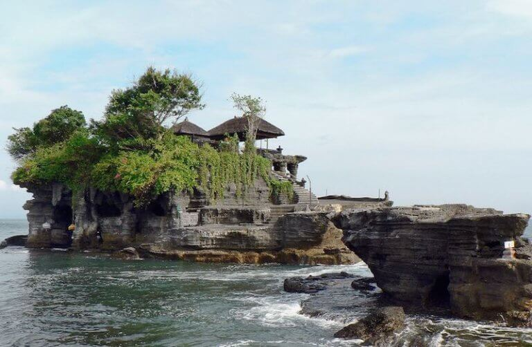 Templo de Tanah Lot Bali