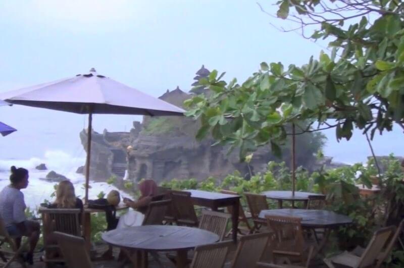 Vistas desde los Restaurantes