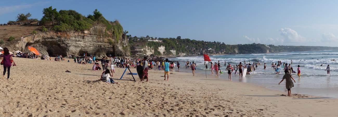 Dremaland Beach Pecatu Bali