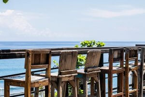 Nalu Bowls Bukit donde comer en uluwatu beach