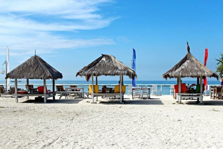 Relax en Islas Gili