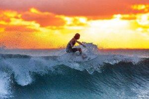 Uluwatu Beach Surf