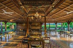 Wayang Restaurante en ubud