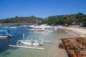 playa de padangbai
