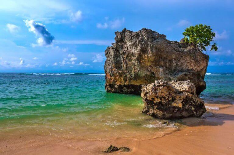 Padang Padang Playas de Bali