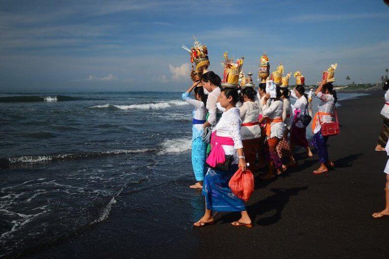 Religión Isla de Bali