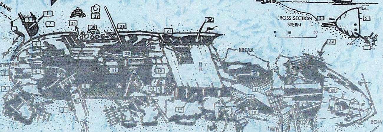 Tulamben - USAT Liberty Wreck
