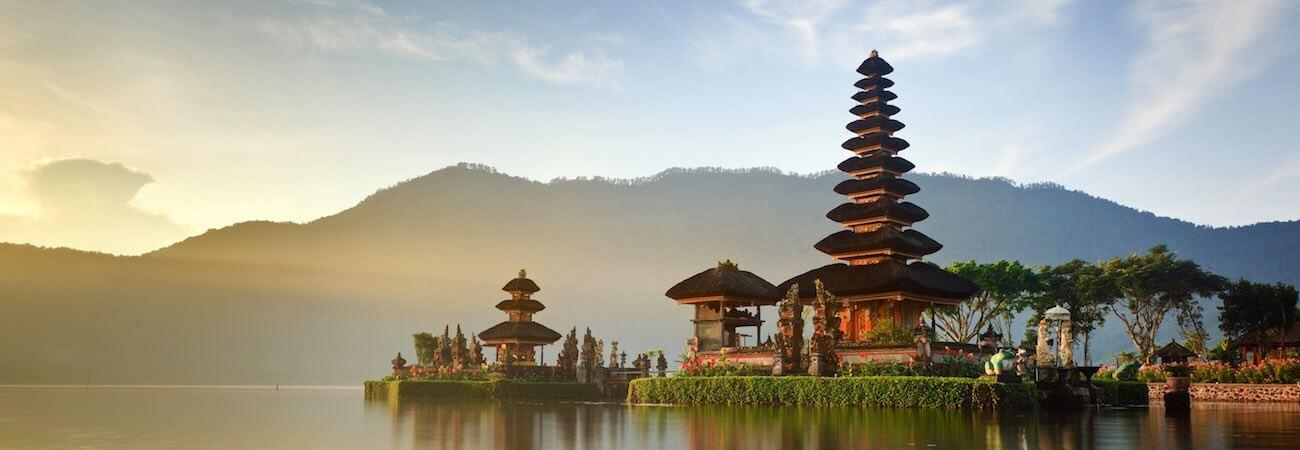 Ulun Danu Beratan Templos de Bali