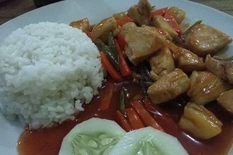 Padangbai Cafe