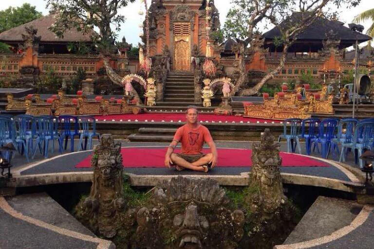 los mejores templos en ubud